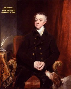William, 4th Earl Fitzwilliam of Ireland and 2nd Earl Fitzwilliam of Great Britain (1748-1833). He was the Earl Fitzwilliam alive during Jane Austen's lifetime and possible inspiration for Fitzwilliam Darcy's uncle.