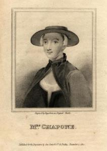 hester chapone