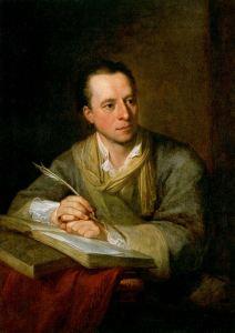 JJ Winckelmann by Angelica Kauffman 1764. Source: Wikimedia Commons