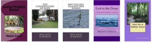 melanie schertz books 2