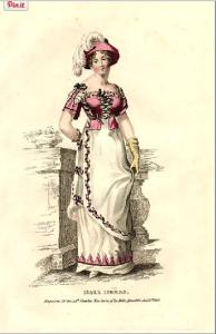 ball gown_la belle assemblee_august 1812