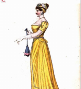 evening dress_la belle assemblee_jan 1812