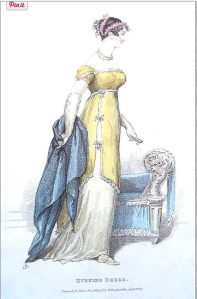 evening dress_la belle assemblee_jan 1813