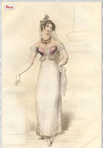 vauxhall vittoria fete dress_la belle assemblee_july 1813
