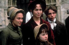 MANSFIELD PARK, Embeth Davidtz, Frances O'Connor, Anna Popplewell, 1999, (c) Miramax