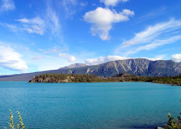 Kluane-Lake