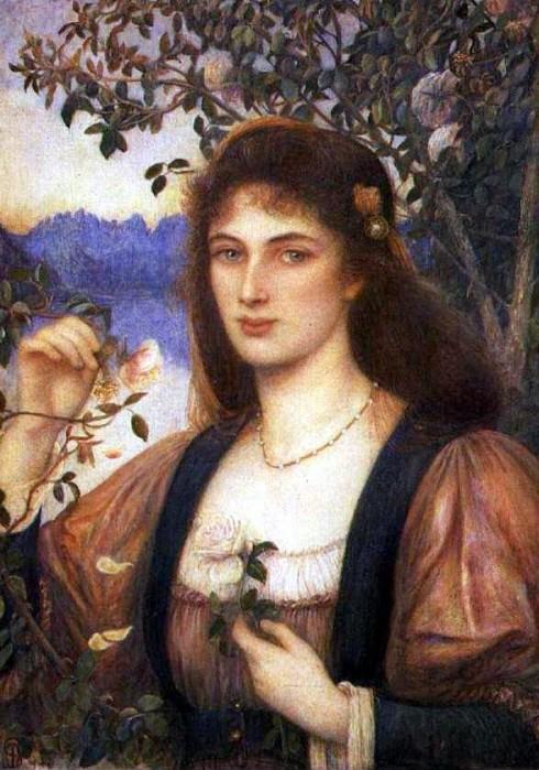 The_Rose_from_Armida's_Garden_by_Marie_Spartali_Stillman_(1894)