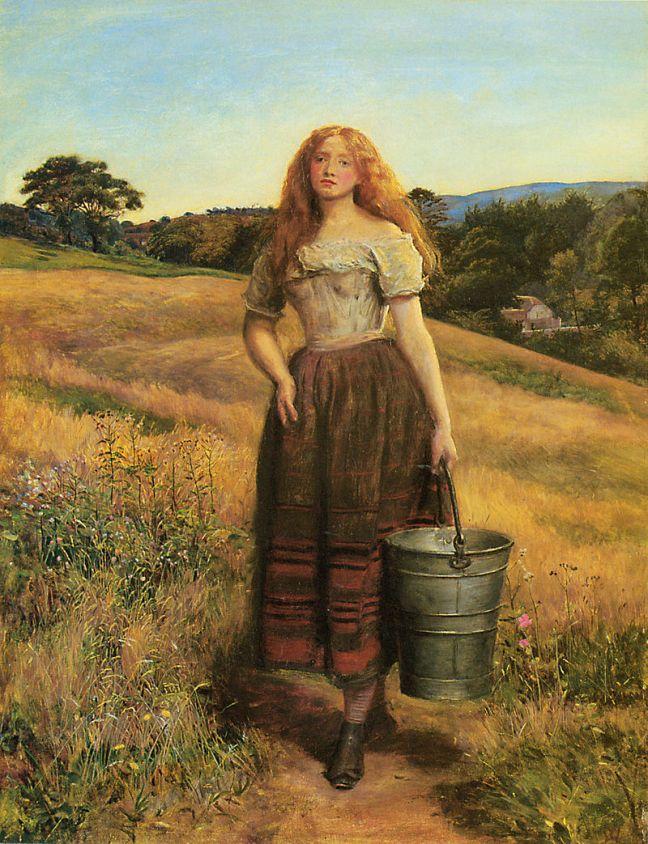 800px-Millais_farmers-daughter