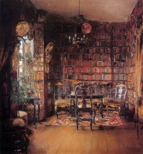 the library of thorvald boeck