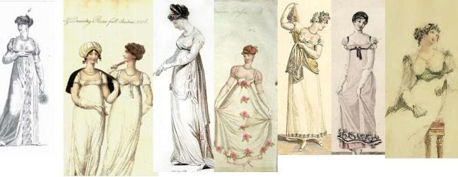 fashion plates bosom