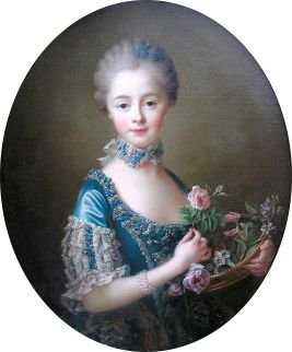 François-Hubert_Drouais_-_Lady_Amelia_Darcy,_9th_Baroness_Conyers_(1754-1784)