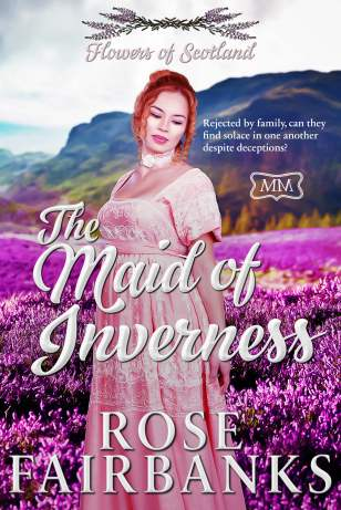 The Maid of Inverness Ebook Cover Full Size